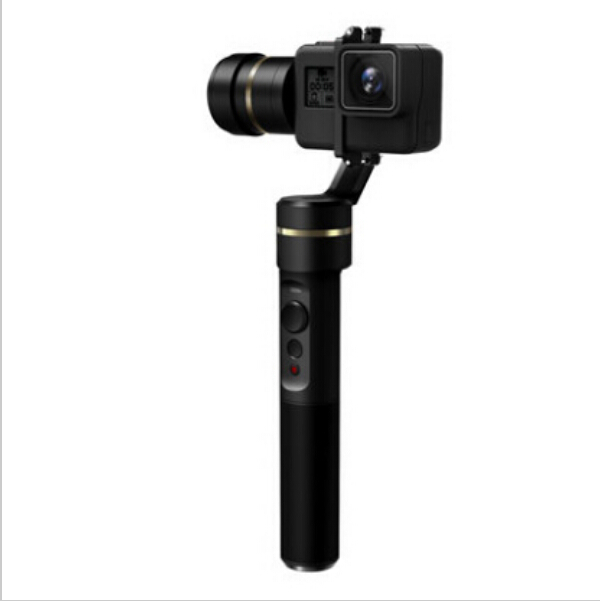 Feiyu G5 Handheld Gimbal for GoPro HERO5 5 4 Xiaomi yi 4k SJ AEE Action Cams Splashproof Bluetooth-enabled Humanized comp cams 12 253 4 camshaft