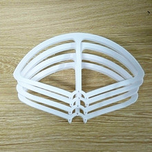 Propellers Protection Blade Frame For Jjrc H5p Quadcopter Kits Set Rc Drone Accessories Spare Parts