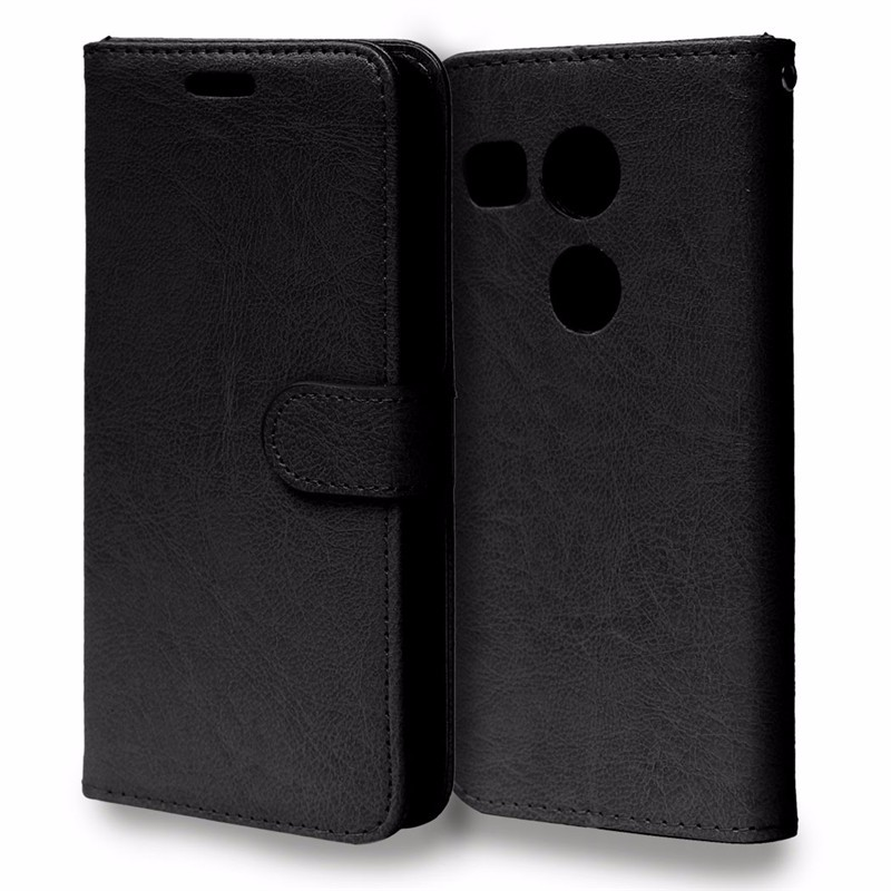 2015 Luxury Wallet PU Leather Back Cover Case For LG Nexus 5X H798 H790 H791 Google Nexus5X Case Flip Phone Protective Bag Skin (3)