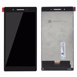 Image 4 - لينوفو تبويب 4/TB 7304X/TB 7304F شاشة الكريستال السائل تعمل باللمس + أسود استبدال