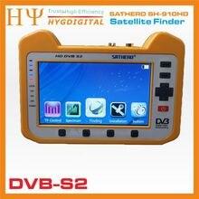 [Véritable] Sathero SH-910HD DVB-S2 Numérique Par Satellite Finder Compteur Satfinder HD avec Temps Réel Analyseur de Spectre Fonction 7 pouce