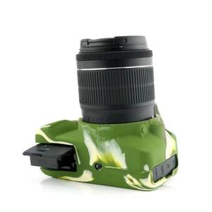 Image 4 - Máy Ảnh mới Video Thân Túi Bảo Vệ Cao Su dành cho Canon 5DS 5DSr 5DIII 5D4 6D 60D 70D 80D 1300D 100D 800D 600D DSLR