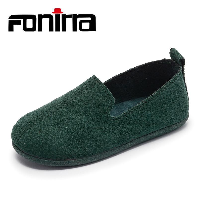 Mooi Mooi Design Schoeisel Klassieke stijl Effen Platte schoenen Baby - Kinderschoenen - Foto 3