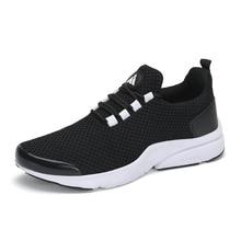 Breathable Sneakers Sport Shoes Men Summer Mesh Running