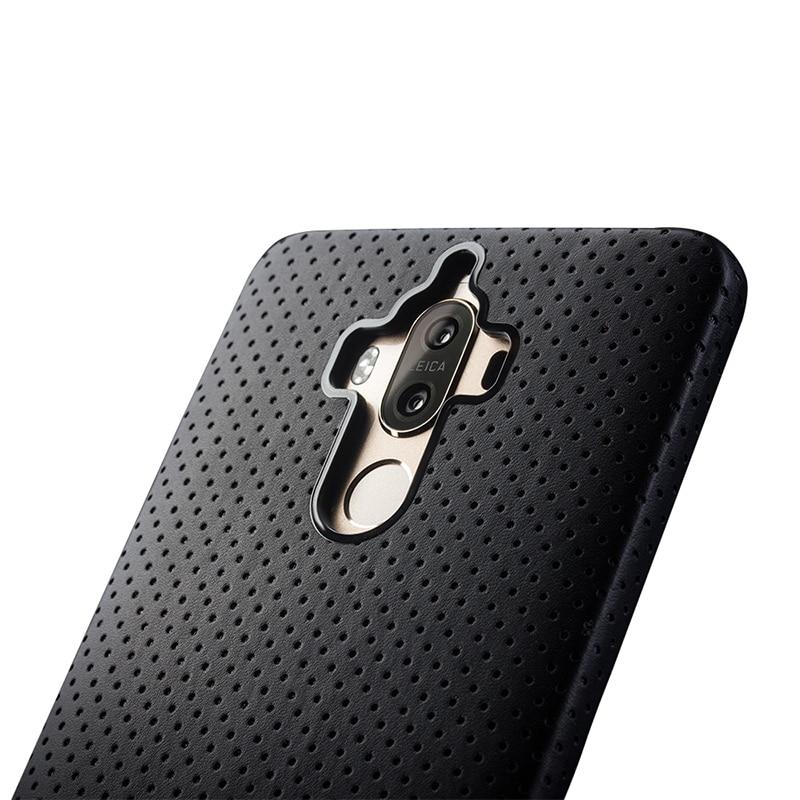 Huawei Mate9 Pro Lüks Geri Qutusu 5.9 / 5.5 düym olan Huawei Ascend - Cib telefonu aksesuarları və hissələri - Fotoqrafiya 4