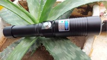 hot 10000mw 10W High Power Blue Laser Pointers Flashlight Combustion 10000m laser pen lazer blue box