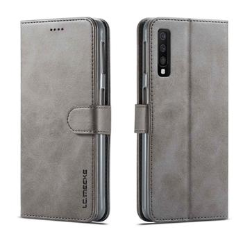 Galaxy A7 2018 Case Leather