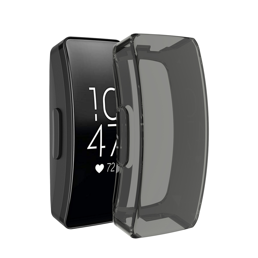 Soft TPU Protective Watch Case Cover Shell For Fitbit Inspire HR Watachband Sporting Replacement Accessories For Fitbit Inspire