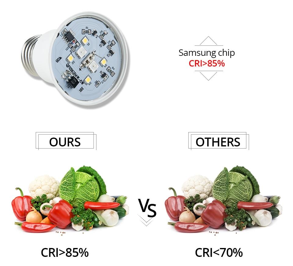 85-265V E27 LED Lamp RGB 15W Bluetooth APP Wifi Control Smart Bulb 10W RGBW RGBWW Light Bulb IR Remote Control Home Lighting (30)