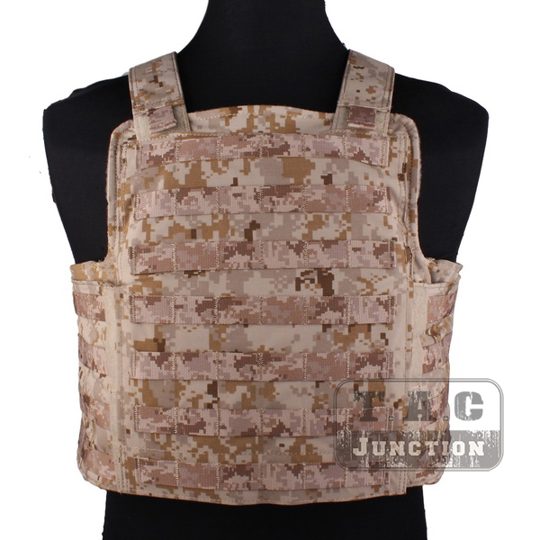 Emerson Tactical PROTECH Navy Seal DEVGRU Dedicated Panel CAGE Plate Carrier AOR1 Modular Vest Adjustable MOLLE Vest