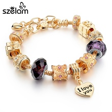 Jewelry Gift!!!Gold Love Famous