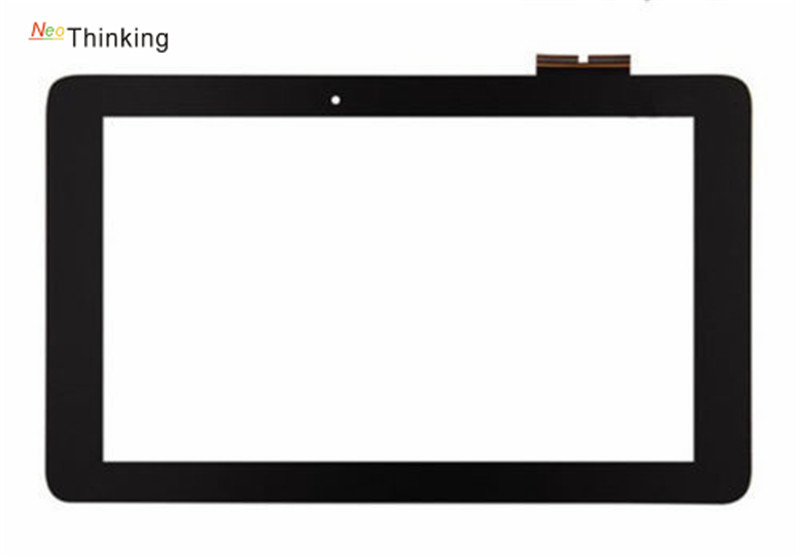 NeoThinking 10.1 Inch For ASUS Transformer Book T101H T101HA Touch Screen Digitizer Glass Replacement free shipping new 10 1 inch case for asus eee pad transformer tf101 tablet touch screen panel digitizer glass lens replacement free shipping
