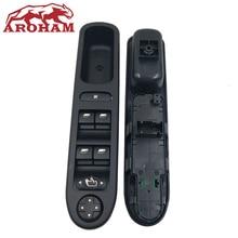 цена на NEW OEM 6554.QG For Peugeot 207 Citroen New Driver Side Electric Power Master Window Switch 96642444XT 6490.EH