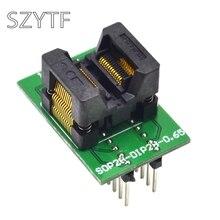 Высокое качество чип программатор SOP28-0.65 гнездо адаптера ots 28(28)-0,65-0