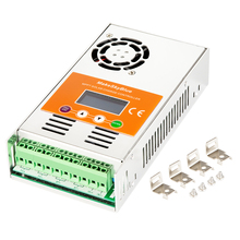 MakeSkyBlue MPPT Solar Charge Controller 30A 40A 60A for 12V 24V 36V 48V 72V 96V Acid Lithium Battery Not PWM Charge Regulator mppt solar charge controller 60a solar regulator 60a 12v 24v auto switch mppt solar panel battery regulator charge controller
