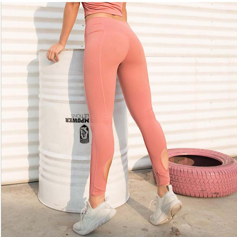 High Waist Soft Fitness Yoga Pants