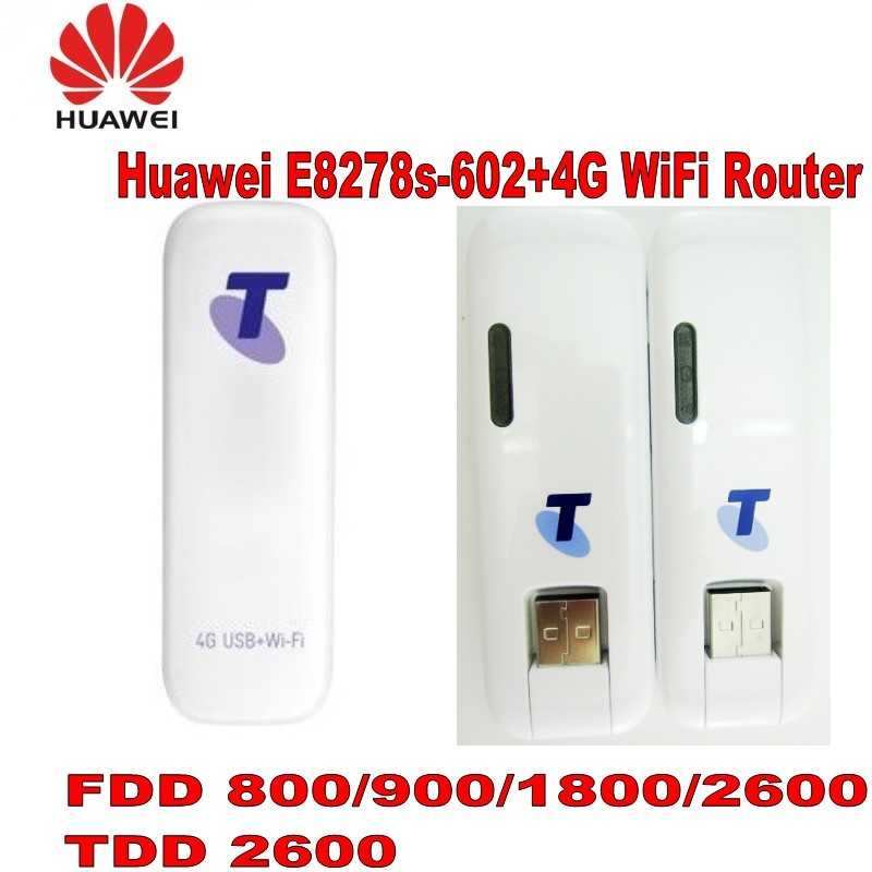 New Original Unlock LTE FDD TDD 150Mbps HUAWEI E8278 4G Modem LTE Router WiFi 2014 original unlock lte fdd tdd 100m lte 4g modem huawei e392u 12 and 4g lte usb dongle free shipping