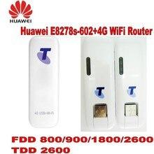 New Original Unlock LTE FDD TDD 150Mbps HUAWEI E8278 4G Modem LTE Router WiFi