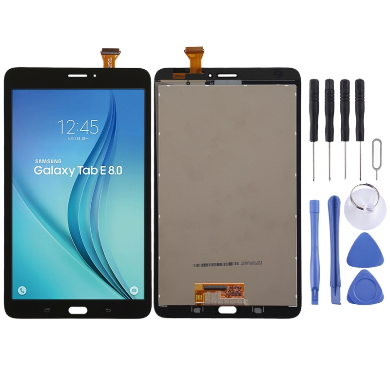 High Quality LCD Screen and Digitizer Full Assembly Lcd Replacement For Samsung Galaxy Tab E 8.0 T3777 (3G Version) With ToolsHigh Quality LCD Screen and Digitizer Full Assembly Lcd Replacement For Samsung Galaxy Tab E 8.0 T3777 (3G Version) With Tools