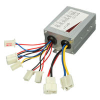1PCS 36V 800W Electric Scooter Bicycle Bicycle Brush DC Motor Speed Controller Easy To Install Motor