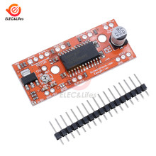 1Pcs A3967 EasyDriver Stepper Motor Driver development board For Arduino 3D Printer A3967 module microcontroller drive(China)