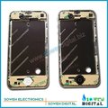 for iphone 4g Middle board full set complete assembly White++100% quality gurantee