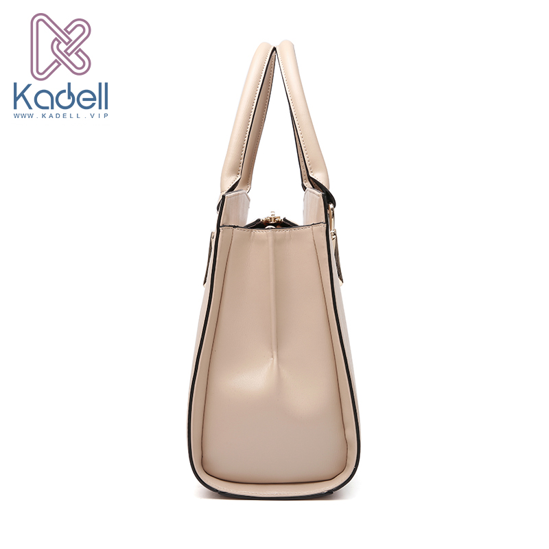 03a25c4a4884 Kadell Brand Luxury Women Leather Handbags Bolsa Feminina Large-Capacity  Elegant Ladies Shoulder Bag for Business Paty totes