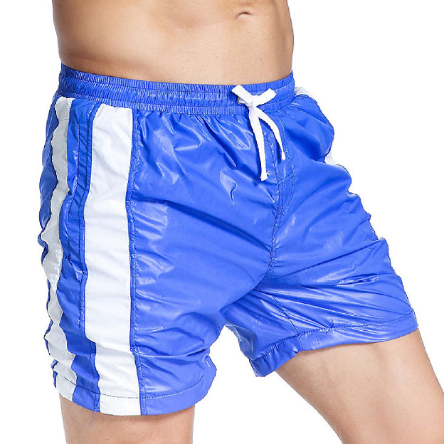Men's Clothing Diplomatic Summer New Men Beach Shorts Drawstring Mens Casual Shorts Knee-length Quick Drying Fitness Male Beach Short Trunks Attractive And Durable