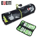 Waterproof BUBM Travel Wire Storage Bag Electronic Accessories Tool Pouch Organizer Hard Drive Pen Data Cable Bag