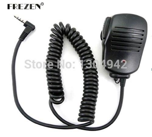 Handheld Président Mic microphone pour talkie walkie Yaesu Vertex VX-1R/2R/3R/5R/VX168/VX160/FT60R radio bidirectionnelle