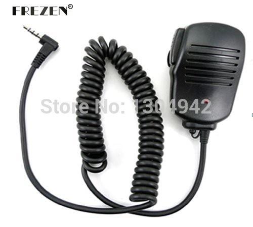 Handheld Speaker Mic microphone for walkie talkie Yaesu Vertex VX-1R/2R/3R/5R/VX168/VX160/FT60R two way radio