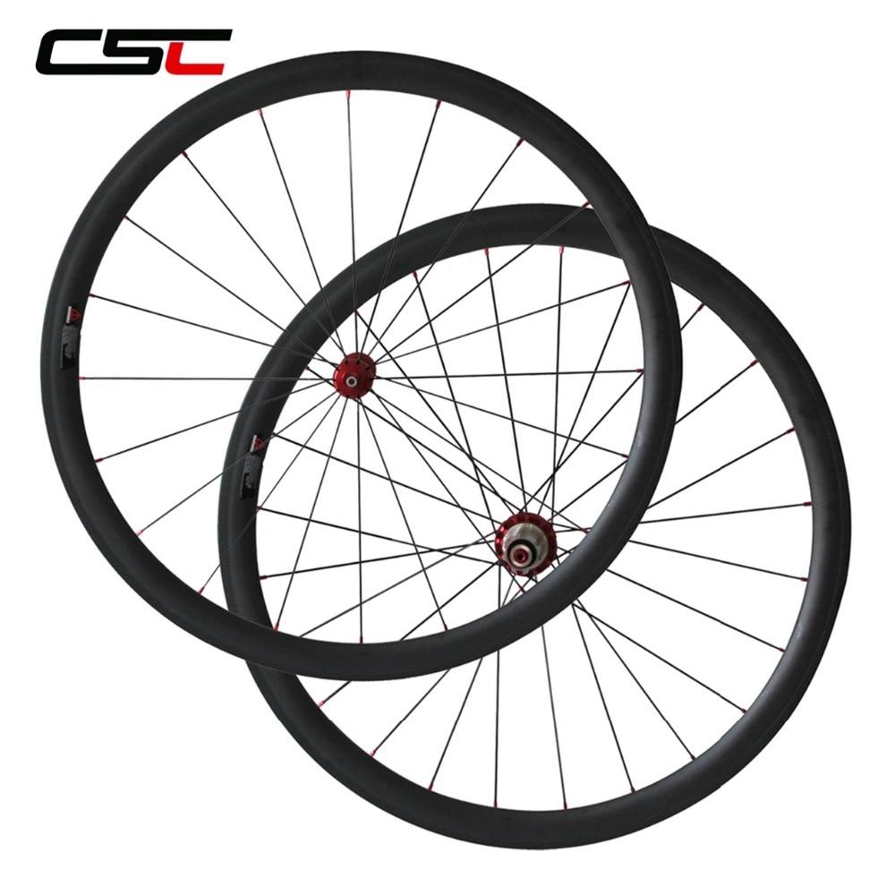ライト自転車ホイール 24 ミリメートル/38 ミリメートル/50 ミリメートル/60 ミリメートル/88 ミリメートル管状クリンチャーホイールセット r36 セラミックベアリングストレートプルハブ Sapim Cx 線スポーク  グループ上の スポーツ & エンターテイメント からの 自転車の車輪 の中 2