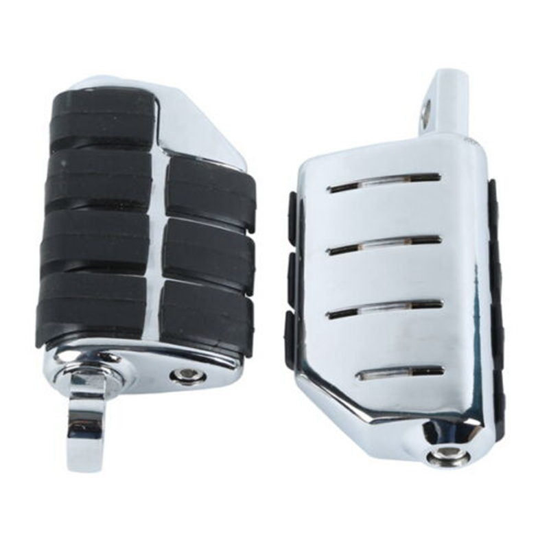 Motorcycle Male Mount Footpegs Foot Rest For Harley Softail Dyna Sportster XL 883 V-Rod Fat Boy