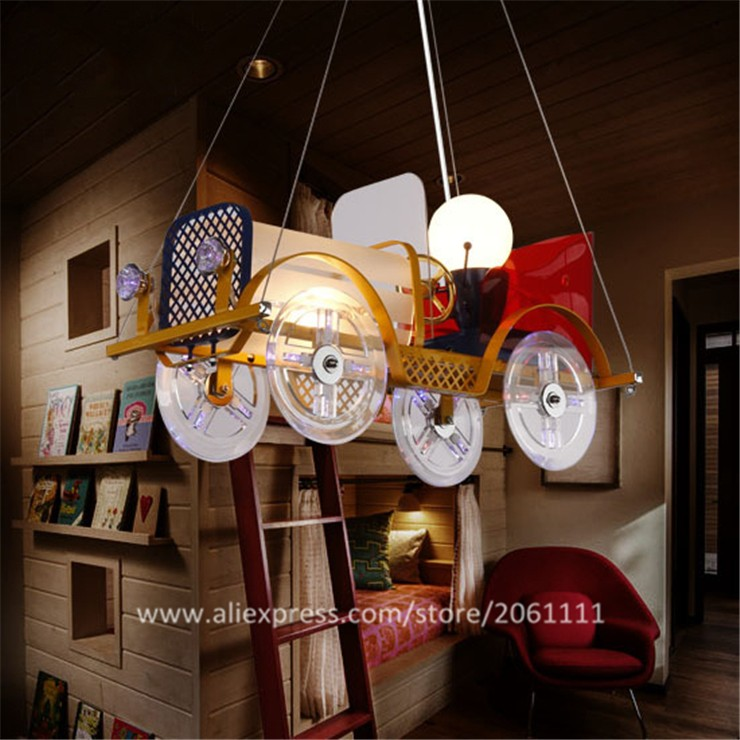 Remote Control Childrens Novelty Lamps