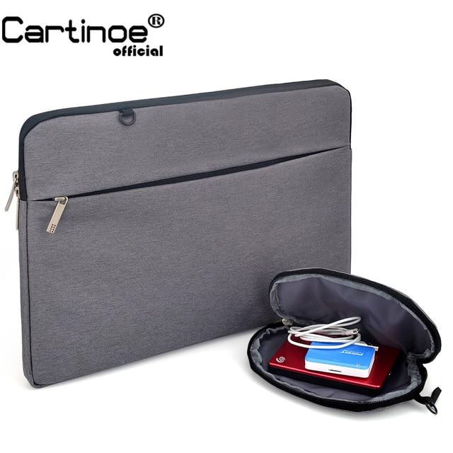 5e7fbc0a84c36 2018 moda Cartinoe laptop çantası kılıfı dizüstü bilgisayar kılıfı için  Macbook hava pro kılıfı lenovo için