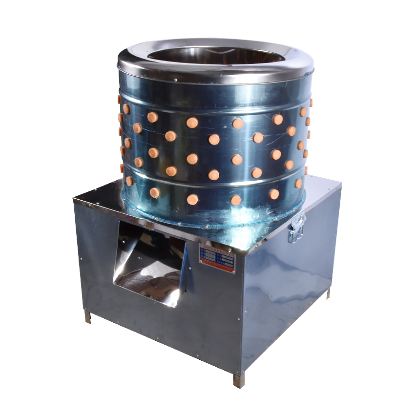 50 Model Bird Plucker Machine, Electric Chicken Defeathering Machine, Stainless Steel Material
