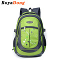 Royadong new alta qualidade crianças mochilas para meninos adolescentes meninas mochilas escolares nylon adolescentes mochila sacos de livro