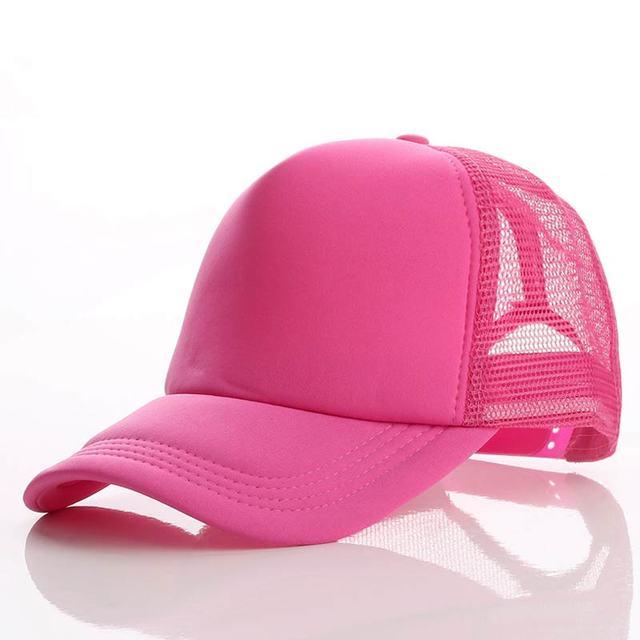 Pink Pink Pink Baseball net 5c64f225d8786