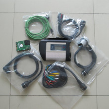 mb star c4 multiplexer with 5 cables newest software hdd wotks for 95% laptops for car and truck diagnose tool 2 years warranty