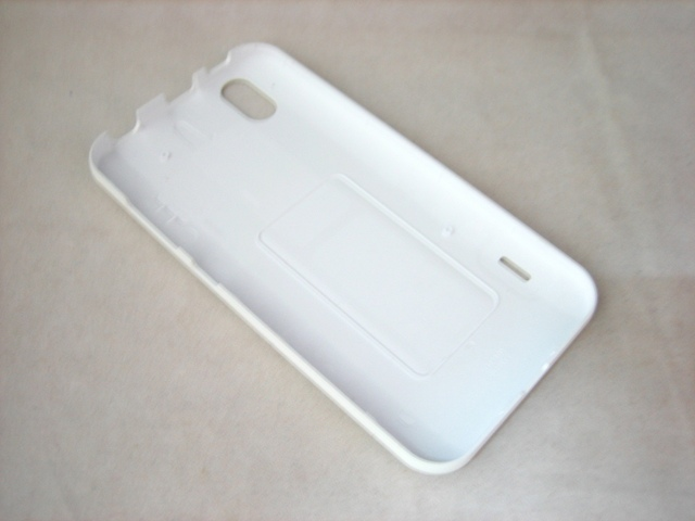 Replacement Back Cover Housing for LG Optimus P970 White