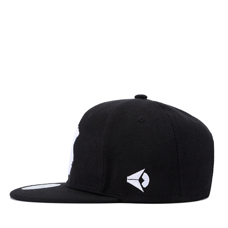 HTB1VYN6t9BYBeNjy0Feq6znmFXaP - new Snapback Caps Hip Hop Male Bone Baseball Cap Adult Snapback Men Women Hat Female Band Rock Baseball Flat Hats Fitted cap