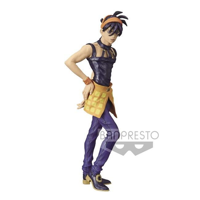 Japanese Original Anime Figure GALLERY4 Ghirga Narancia Action Figure Collectible Model Toys For Boys
