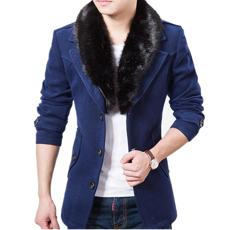Popular Duffle Coats Mens-Buy Cheap Duffle Coats Mens lots from ...