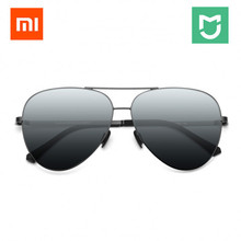 Óculos de sol xiaomi mijia turok, óculos de sol polarizado para homens e mulheres, UV400 Proof