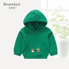 2018 new spring and autumn boy sweater children's hoodie Sweater cartoon children's clothing