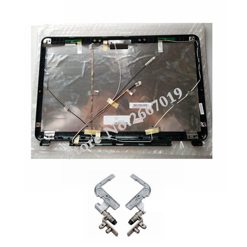 где купить New Laptop TOP LCD Back Cover/Hinges for ASUS K50 K50AB K50AD K50AE K50AF K50C K50I K50ID Black case по лучшей цене