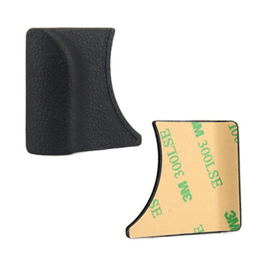 Image 2 - Non slip Attachment Grip Holder for Sony RX100 RX100II RX100III M4 M5 RX100M6 Rubbery Grip 3M Sticker Bag Camera Accessories