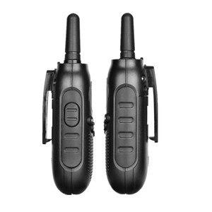 Image 5 - Baofeng BF T6 0.5w מיני ווקי טוקי ילדים רדיו Comunicador נייד רדיו Amador Hf משדר 2 דרך רדיו T6 Wokï טוקי רדיו