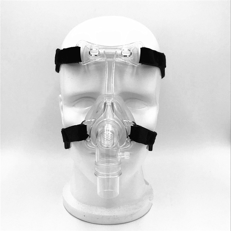 Headgear for Nasal Mask Full Face Mask Elastic Fiber Headgear Universal for All Nasal and Full Face Mask (9)