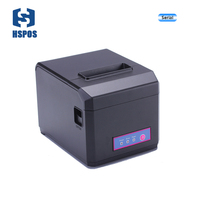 3 inch RS232 china price pos 80 printer thermal driver support LOGO Graphical download desktop printer cutter used in restaurant